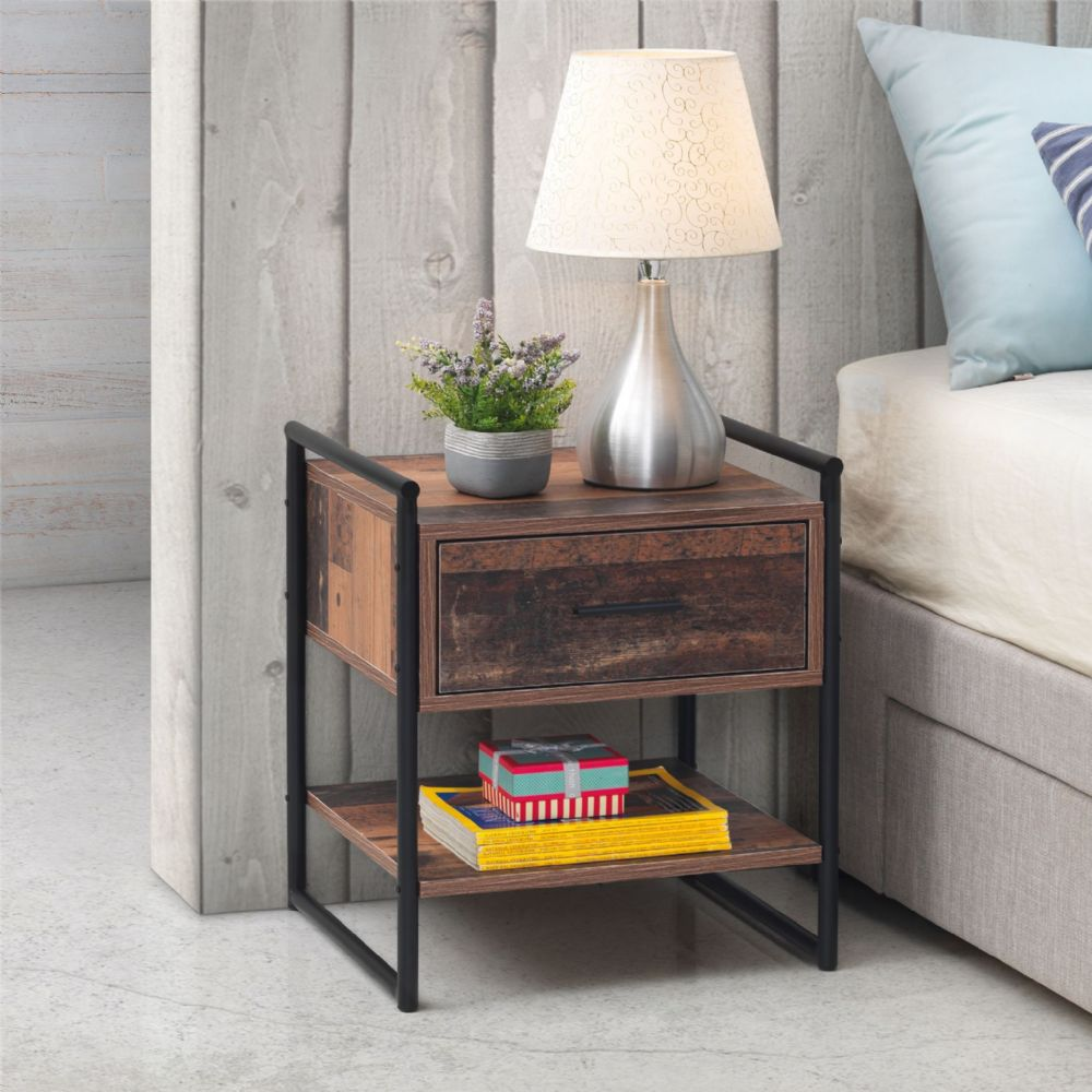 Abbey Nightstand/ Side Table